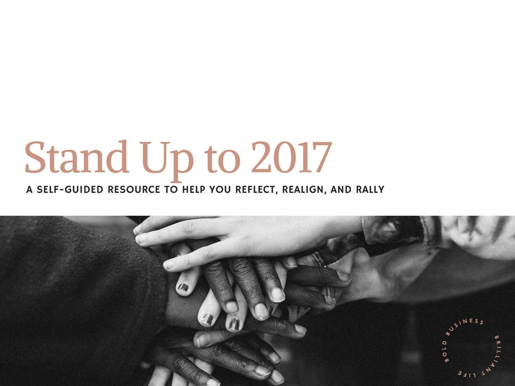 Stand Up to 2017